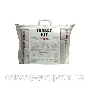 Набор сорбентов 3М TSK15 Tanker Spill Respo для ликвидации разливов нефтепродуктов из цистерн