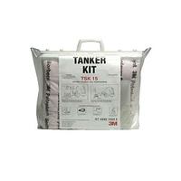 TSK15 Tanker Spill Response Kit. Набор сорбентов для ликвидации разливов нефтепродуктов из цистерн