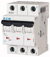 Автоматичні вимикачі EATON 3-полюсні