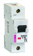 Автоматичні вимикачі ЕТІ 1-фазні