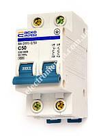 Автоматичні вимикачі АСКО 2-полюсні