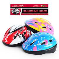 Детский защитный шлем MS 0013