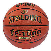 Баскетбольный мяч  Spalding TF-1000 Legacy р. 6 (30 01504 01 0016)