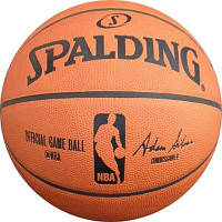 Баскетбольный мяч Spalding NBA Official Ball р. 7 (30 01510 01 0317)