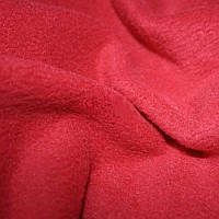 Набор (чехол+плед) флис Малиновый