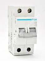 Автоматичні вимикачі Hager 2-полюсні