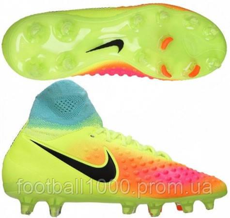 c1c8a1ed Детские футбольные бутсы Nike Magista Obra II FG: продажа, цена в ...