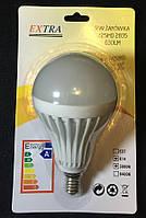 Светодиодная лампа EXTRA 9W E27 3500K теплый свет