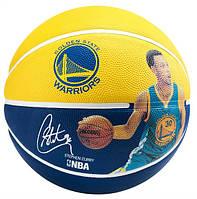 Баскетбольный мяч для стритбола Spalding Stephen Curry р. 5 (3001586010915)