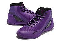 Баскетбольные кроссовки Under Armour Curry 3 violet