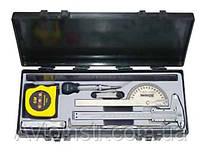 Набор измерительных инструментов 9 пр.