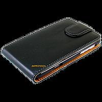 Чехол-флип Chic Case для Samsung S7560 Galaxy Trend Black