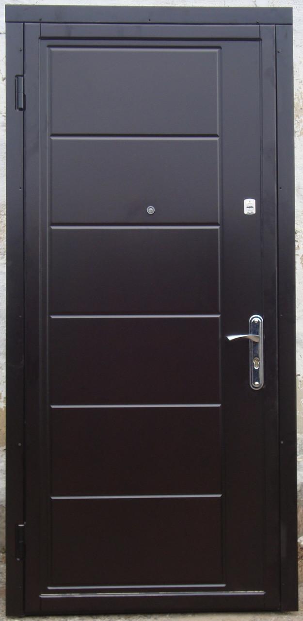 Входные двери бронируваные в частный дом БЕСПЛАТНАЯ ДОСТАВКА, двери входные 86 на 2,05