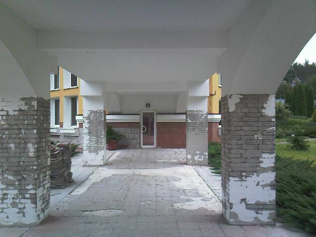 Коттедж в первоначальном виде, до реконструкции.