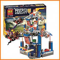 "Конструктор Bela 10486 Nexo Knight (аналог LEGO) ""Библиотека Мерлока"", 300 дет"