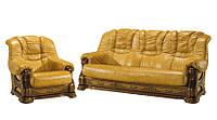 """Новый классический диван с креслом """"CHEVERNY"""" (3+1)"""