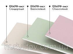 Влаго Огнестойкий ДІАМАНТ 15 мм  KNAUF  Украина, доставка, фото 2