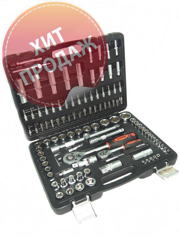 Набор инструмента PARTNER РA40108 (108 предметов)
