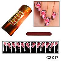 Рисунок на ногти 2012