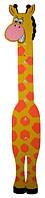 Детский настенный ростомер «Жираф» (102), Funny Animals
