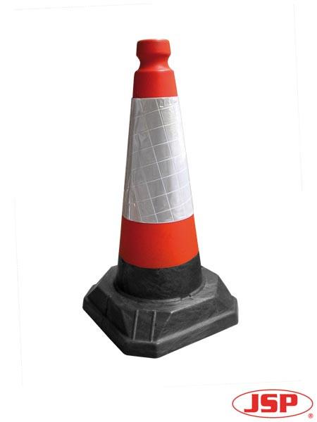 Тумба сигнальная с одной светоотражающей полосой ROAD-PAHOG50