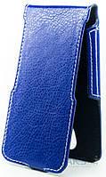 Чехол Status Side Flip Series Archos 55 Platinum Dark Blue