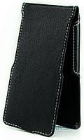 Чехол Status Side Flip Series Huawei Ascend P6 Black Matte