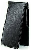 Чехол Status Side Flip Series Huawei Ascend P6 Black