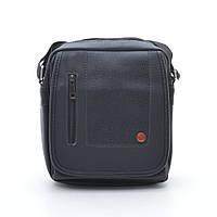 Небольшая мужская сумка. Стильная сумка. Отличное качество. Сумка с PU кожи. Интернет магазин. Код: КДН473
