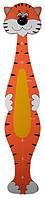 Детский настенный ростомер «Тигренок» (105), Funny Animals