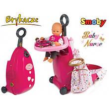 Набор для куклы Раскладной чемодан Smoby 220316