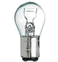 Автомобильная лампа 251225 Р21/5W 12V 21/5W BAY15d 25x47 Lima