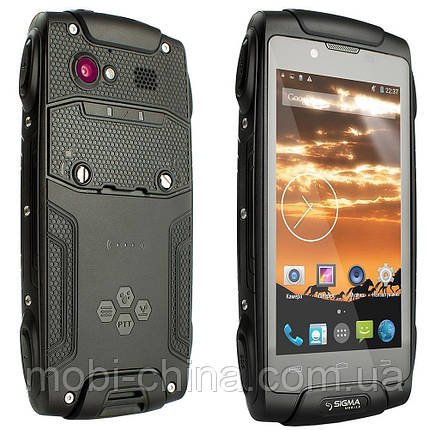 Смартфон Sigma mobile X-treme PQ25 Dual Black '', фото 2