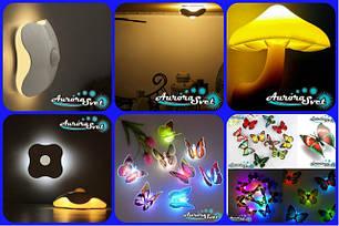 Нічні лампи