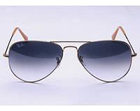 Женские солнцезащитные очки в стиле RB  3026 aviator large metal 001/32  (Lux), фото 1