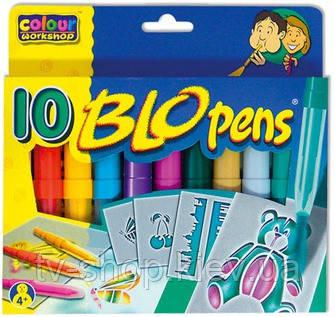 Набор фломастеров BLO Рens 10шт.