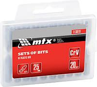 Набор бит SL5*25 MTX 11301
