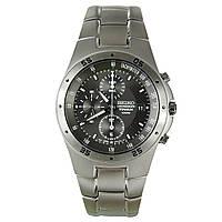 Часы Seiko SND419P1 хронограф Titanium