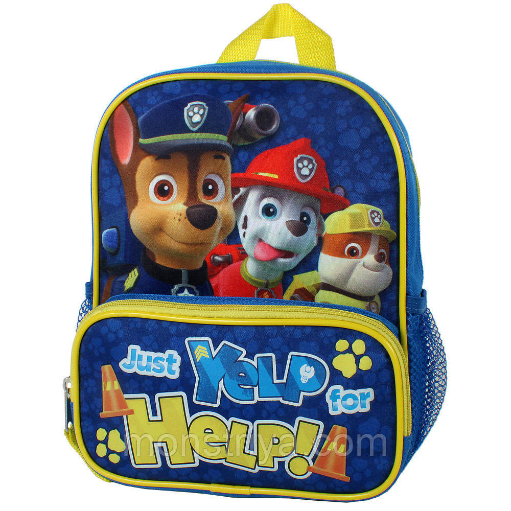 """Детский рюкзак Paw Patrol """"Щенячий патруль"""" США"""