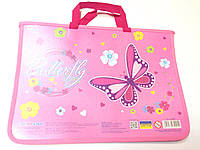 Папка- портфель Butterfly  А4, фото 1