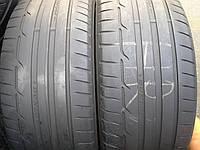 Шина летняя легковая б/у:Dunlop Sport Maxx 225/55R16