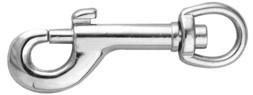 Карабин никелированный, 12х67 мм