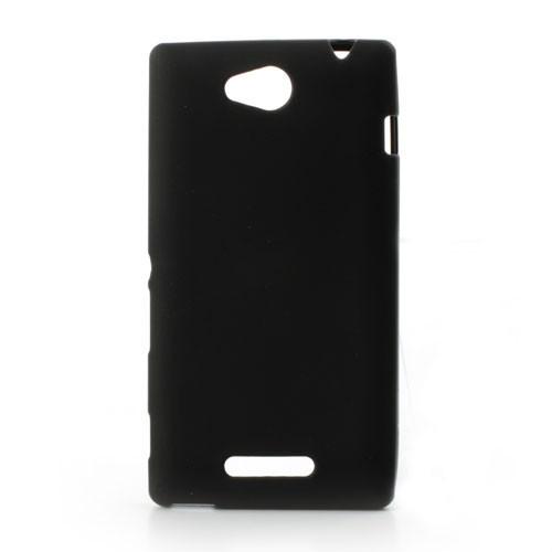 Чехол накладка силиконовый TPU Soft для LG X Cam K580 черный