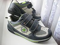 Детские демисезонные туфли на мальчика ТОМ  31,34,37