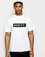 Брендовая футболка Nike, найк, футболка мужская, ф412