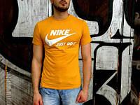 Брендовая футболка Nike, футболка найк, мужская, хорошего качества, ф480