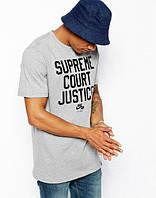 Брендовая футболка Nike, унисекс, серая футболка найк, отличного качества, ф500