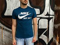 Брендовая футболка Nike, хорошего качества, летняя, футболка найк, ф534