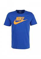 Брендовая футболка Nike, футболка брендовая найк, хорошего качества, мужская/женская, ф538