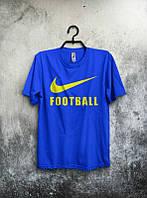 Брендовая футболка Nike, с логотипом, мужская, найк ф579